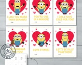 Kids Valentine Cards  |  ...