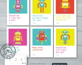 Kids Valentine cards | Ro...