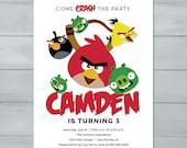 Angry Birds Birthday Part...