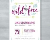 Wild and Free Bachelorett...