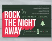 Rock The Night Away Holid...