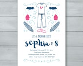 Pajama Party Invitation  ...
