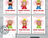 Kids Valentine cards | Mr...