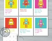 Kids Valentine cards | Ro...