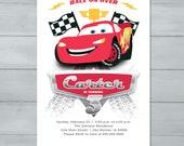 Lightning McQueen Cars Bi...