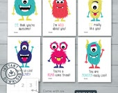 Kids Valentine cards | Mo...