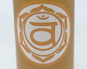 Sacral Chakra Massage, Body, Bath Oil