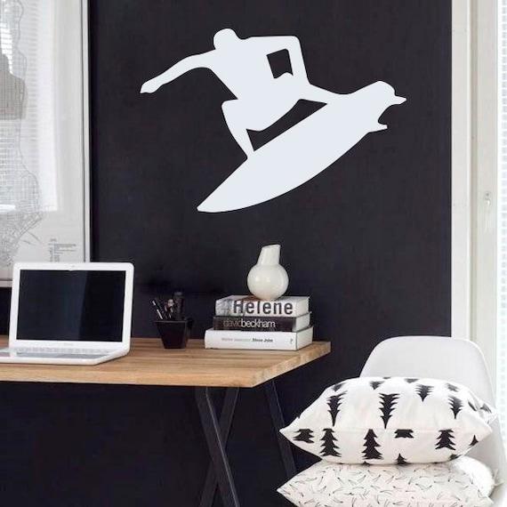 Winter Sports Skating Ice Sticker Gym Door Wall Decor Car Laptop Vinyl Decal