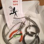Wire Fairy Sculpture Kit