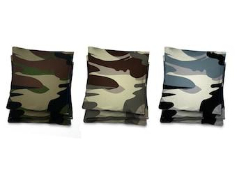 CORNHOLE BEANBAG TOSS GAME w Bags CAMO Camouflage REALTREE Hunting Waterfowl 129