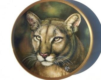 aee79a5b8fdd Lenox Cougar Plate