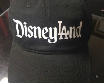 Disneyland   LA Dodgers Mashup Hat w  adjustable strap 348235651ff