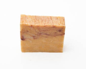 Patchouli ENDS Bar Soap - Handmade - Artisan - Handcrafted - Cold Processed - Vegan - Bath - Beauty - Spa - Skin Care - Man - Men