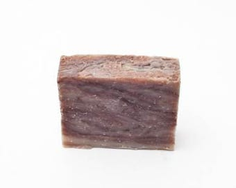 Cedarwood Sage ENDS Bar Soap - Handmade - Artisan - Handcrafted - Cold Processed - Vegan - Bath - Beauty - Spa - Skin Care - Man - Men