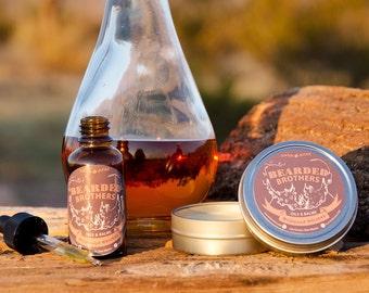 Wildwood Whiskey Beard Oils and Beard Balms by Bearded Brothers Oils & Balms