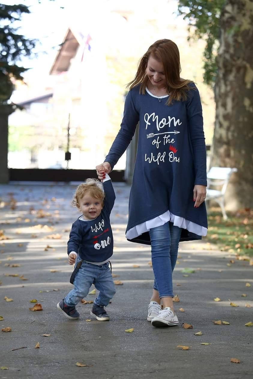 Cute Coming Home Infant Clothes Outfit For Baby Boy Girl Matching Family Women Shirts Mommy And Me Outfits Baby Shower Gift For New Mom