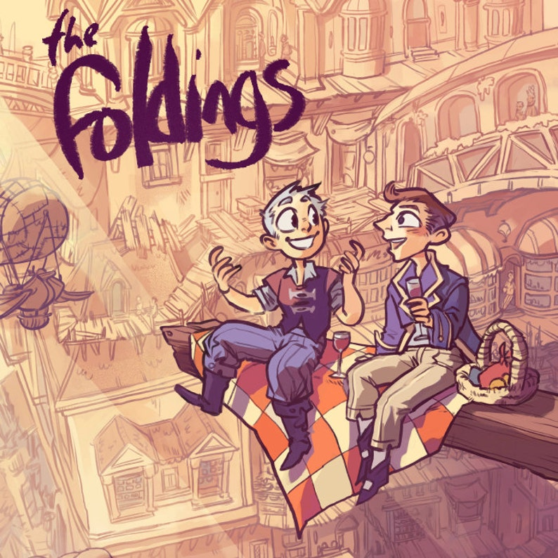 The Foldings Issue 1 image 0