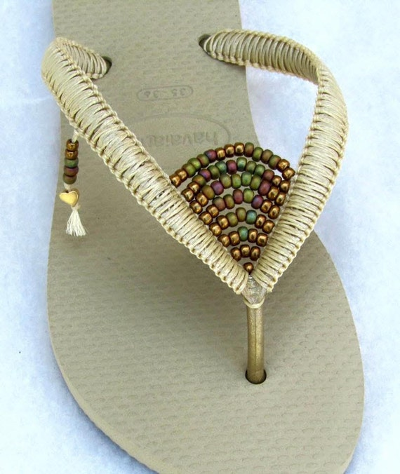 a65d2e9c779a98 Wedding Sandals Bridesmaid Flip Flop Flip Flops Gold
