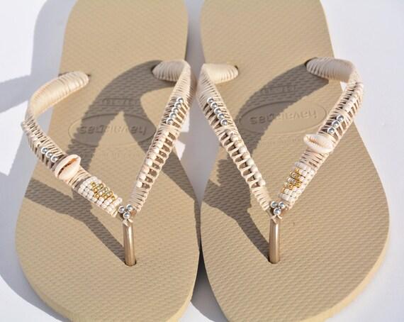 chaussures Havaianas Flops Boho sandales Boh or Flip AqRgx0ww