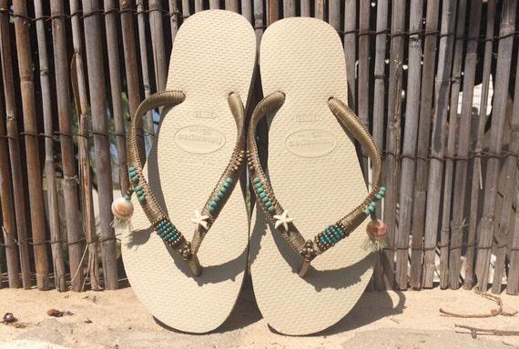 760ca2ca48457f Havaianas Flip Flops Sandals Havaianas Gold Women Shoes