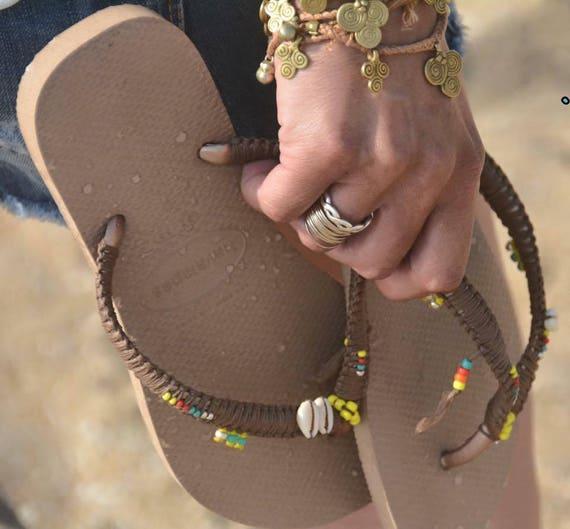 f41736136a373c Women Sandals Women Flip Flops Boho Sandals Hippie Sandals