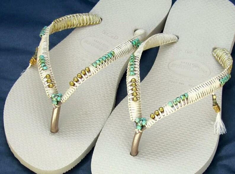 f41a52784367a0 Wedding Sandals Wedding Flip Flops Havaianas Gold Flip