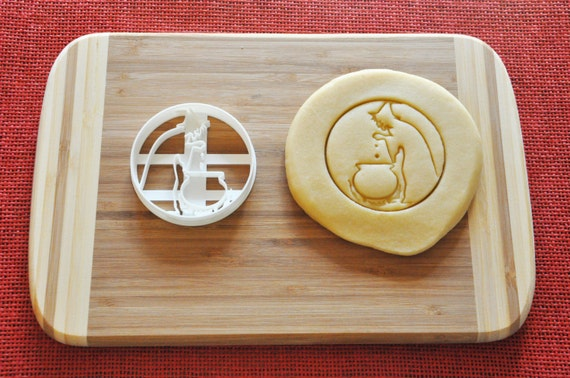 Custom Personalized Car Shaped Cookie Cutter Biscuit Stamp Cake Topper Fondant
