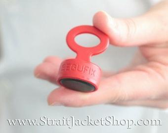 Red Magnetic Segufix Key