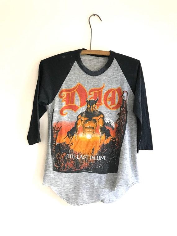 Vintage Dio the last in line 1984 Black Sabbath