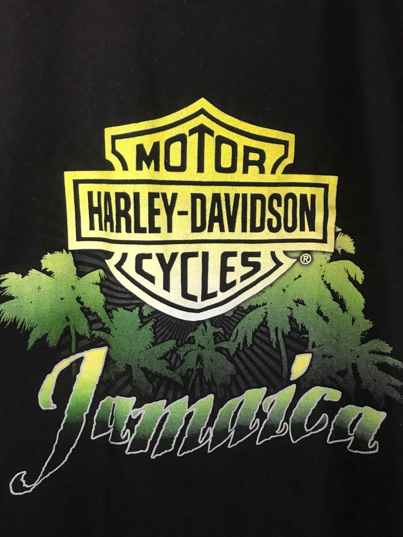 harley davidson tank top jamaica graphic size xlarge t shirt dress