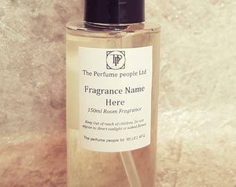 Room Fragrance - Sage and citrus- 150ml   UK ONLY  (Gp 43-The Perfume People)