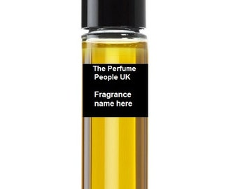 The black (noir) Sahara - perfume oil - for women  (Group 2 By The perfume people UK)