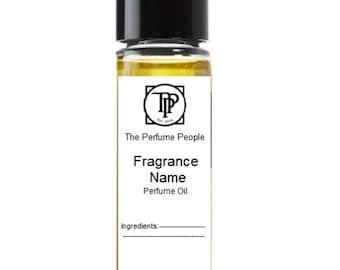 Mimosa flower with  Cardamom pods  - Perfume oil  - JML  (Gp1-The Perfume People)