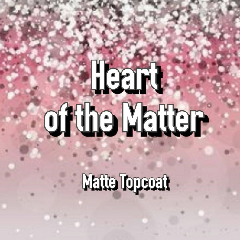 Heart of the Matter image 0