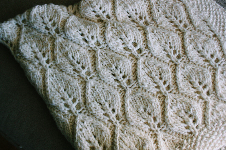 Wolle-Baby-Decke Hand stricken Baby-Decke Wolldecke