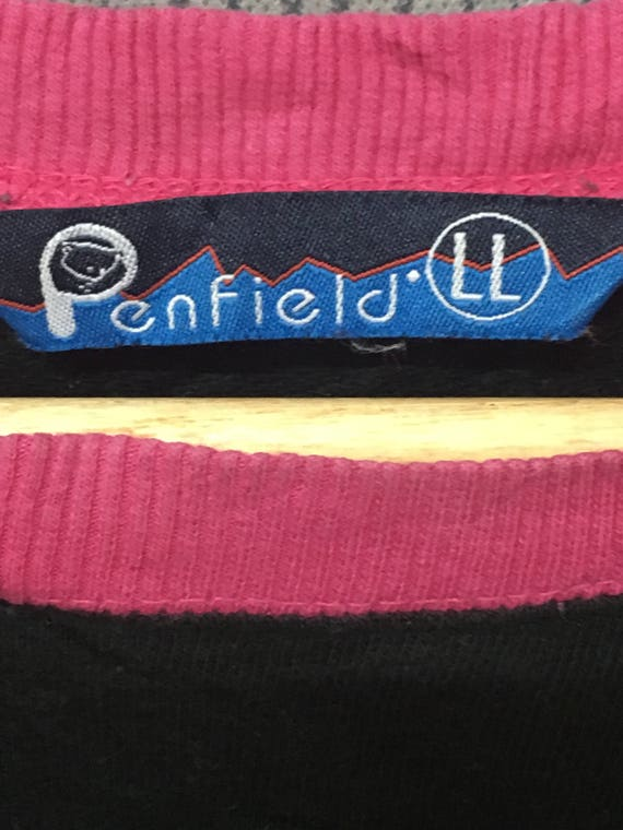 Sweaters Sportswear BEAR Big Logo Gear PENFIELD USA Heat wT8RaqnZg