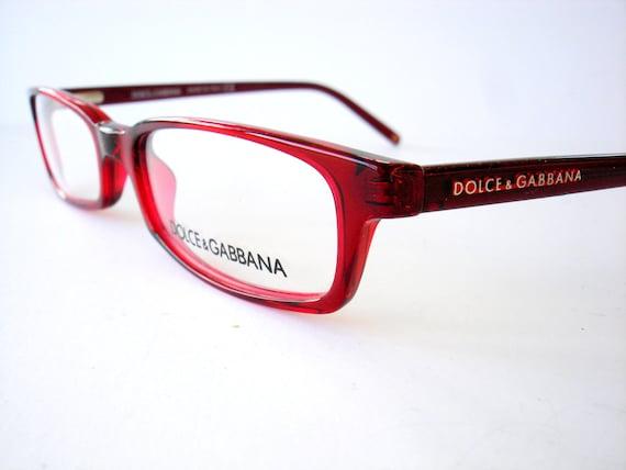Dolce and Gabban Eyeglasses
