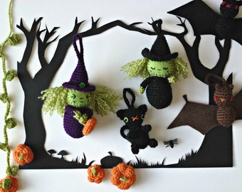 Halloween Amigurumi Collection