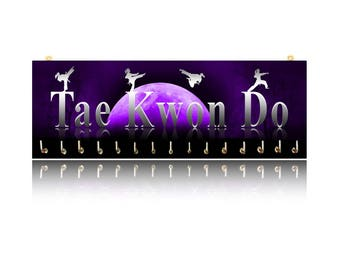 Tae Kwon Do - Sports Medal Hangers, Displays & Plaques