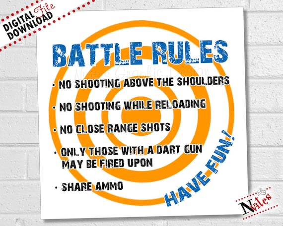 This is an image of Free Printable Nerf Party Invitations in transformer party