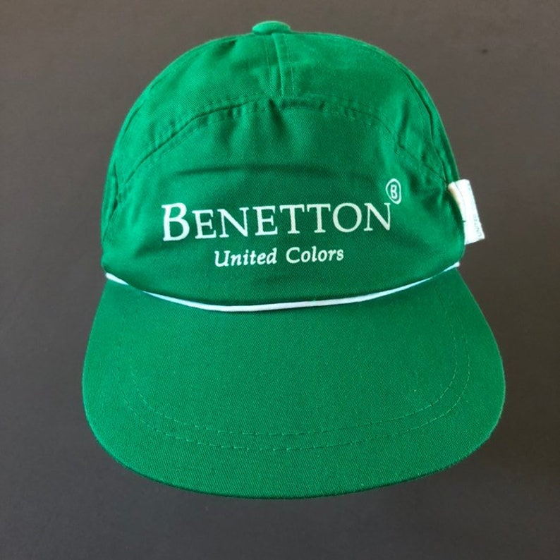 256d504503b 90s BENETTON UCB hat adjustable united colors of benetton