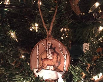 Decorazioni In Legno Per Albero Di Natale : Decorazioni albero di natale giocattoli di natale etsy