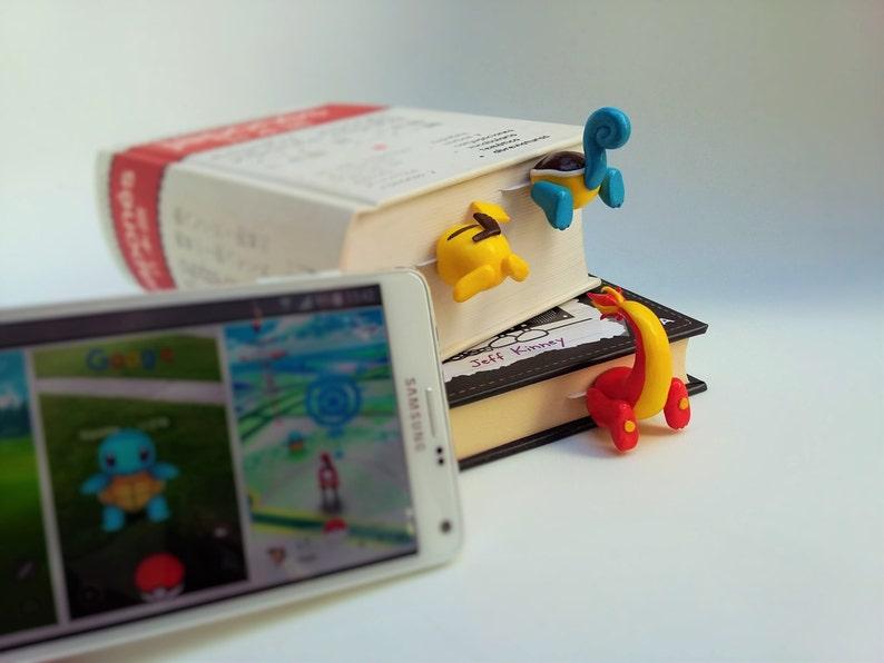 Pokemon GO bookmarks bookmarks pikachu GO bookmark Go image 0