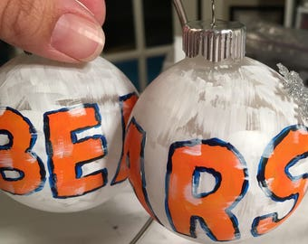 80 - Chicago Bears (or any NFL team) ornaments