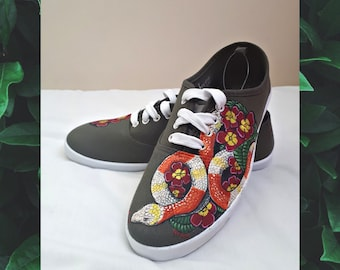 290a71a9dd Handpainted shoes