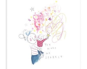 BOY - You make me sparkle