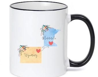 Wyoming Mug Etsy