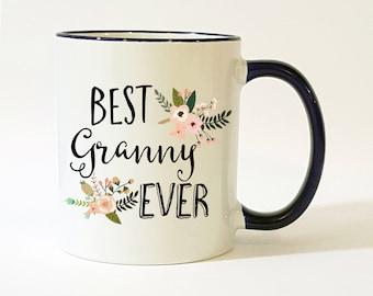 Best Granny Ever Mug / Granny Gifts / Granny Mug / Granny Coffee Mug / Granny Mug