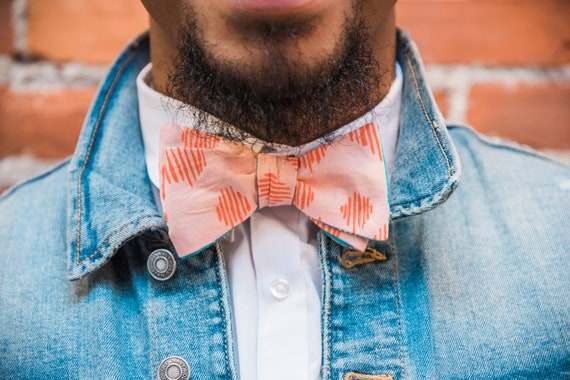 King Street Reversible Bow tie
