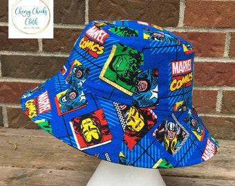 Avengers bucket hat  9ae4c2155e7